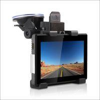 Free shipping 100% Original 3 IN 1 GD001 Car DVR Camera+Android Tablet + GPS Navigator+Wifi Full HD