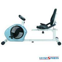 Magnetic Exercise Recumbent Bike, Lazy Bike, Exercise Cycle, Exercise Trainer thumbnail image