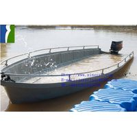 China supply 6m high speed boat -rowing boat