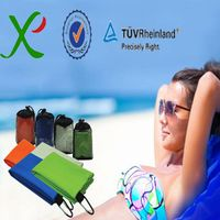 Microfibre Sports Travel Gym Fitness Beach Swim Camping 60x120cm Bath Towel thumbnail image