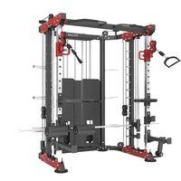 multi-function smith machine,smith machine home gym,bench press smith machine,smith machine workouts thumbnail image