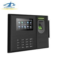 Hot Sale WIFI/GPRS Web-Server Standalone Biometric Time Keeping Machine(HF- Bio800)