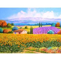 Landscape Craft Oil Painting Wall Decoration