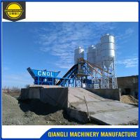Factory Price 50 m3/h Mobile Ready Mix Concrete Batching Plant supplier