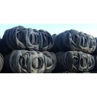 Baled Tyre Scrap