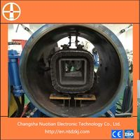 Carbon nano tube heat treatment sintering furnace