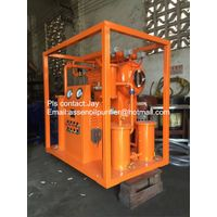High performance portable insulating oil filtering plant/transformer oil filtration unit thumbnail image