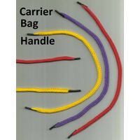 cords for Carrier Bags paper bag handle