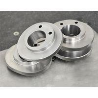 CNC Machining Die Forged Eccentric Wheel thumbnail image