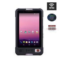 "Rugged Android Tablet PC 8"" Waterproof Fingerprint Reader PDA Handheld Mobile Terminal 4G UHF RFID thumbnail image"