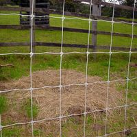High Tensile Wire Fence