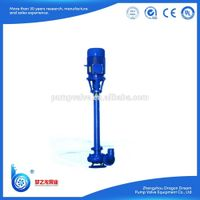 NL vertical cenrifugal slurry sludge pump