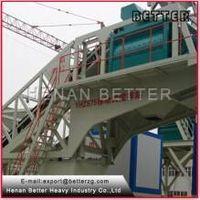 Moble concrete batching plant YHZS75