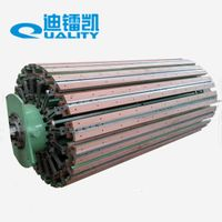 Transformer large coil expanding machine