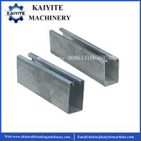 Sliding Gates Track Roll Forming Machine thumbnail image