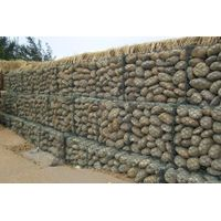 Municipal fence and Railway fence  low carbon steel wire Gabions