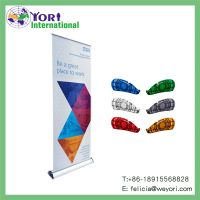 YORI promotional high quality digital roll up display