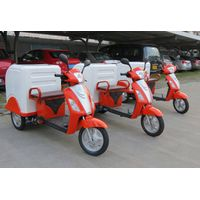 New Design Electric Tricycle for Cargo (CT-022) thumbnail image