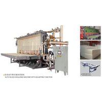 Auto Block Molding Machine with Adjusting Function thumbnail image
