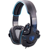 CE/RoHS Wired PC Headset with Hi-Fi Driver (SA-708) thumbnail image
