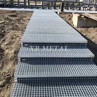 hot-dip galvanized steel grating For Drainage Covers thumbnail image