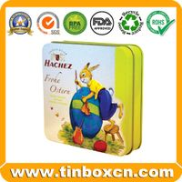 Chocolate tin,chocolate box,tin chocolate can,tin boxes,tin cans