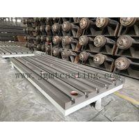 CNC machine tables inspection plates