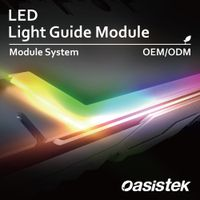 LED Light Guide Module, Module-System, Oasistek