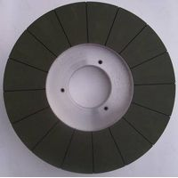 Double-disk surface grinding wheel, CBN grinding wheel