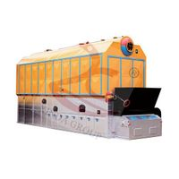 4t/h DZL Series coal fired automated steam boiler