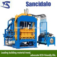 QT4-15C interlock brick making machine price