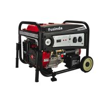 Fusinda 5kw/6kw CE Electric/Recoil Start Gasoline Generator (FB6500E) for Home Use