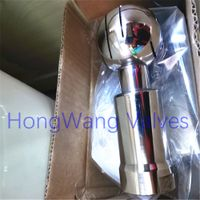 Stainless Steel Sanitary Food Grade Cleaning Ball Tank Spray Ball