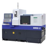 5 Axes Swiss CNC Precision Automatic Lathe MR325