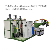 Memory pillow foaming machine with automatic turntable production line travel neck pillows injection