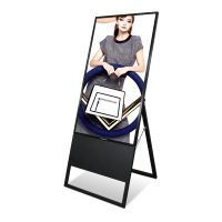 """43"""" /49""""/55 """" Standing LCD Digital Signage Media Player"""