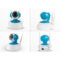 Robot Network alarm home Security camera