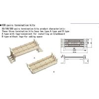 110 wiring block with leg/without leg