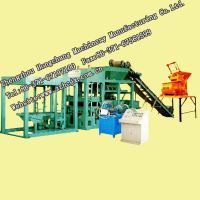 2010 Brand New Hot Selling QYT10-15 Brick Machine