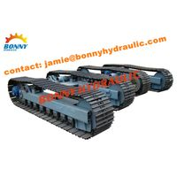 High Quality Steel Crawler Track Undercarriage thumbnail image