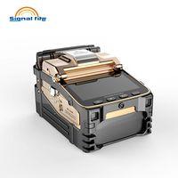 Sm&mm Automatic FTTH Fiber Optic Splicing Machine Optical Fiber Fusion Splicer AI-8C