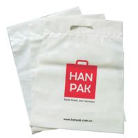 Competitive price die cut shopping bag with handle from Vietnam manufacturer