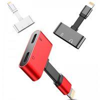 Dual Lightning Headphone Audio & Charge Splitter Adapter thumbnail image