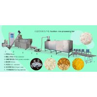 artifical rice production line