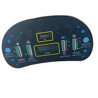 Motor Grader Instrument Panel Cluster thumbnail image