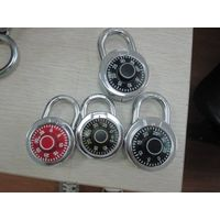 Safe Dial Combination Padlock For Locker