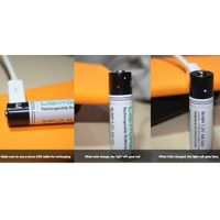 Ni-MH AAA Battery Rechargeable with Micro USB cable Non Toxic Eco Friendly thumbnail image
