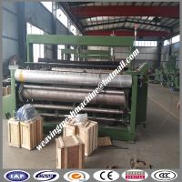 Plain 4-40 mesh /inch CNC shuttleless stainless steel weaving mesh machine