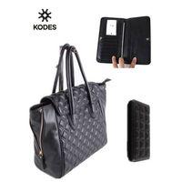 Fashion Ladies PU Handbag matched a wallet thumbnail image