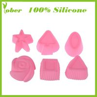 100% Silicone Baking Molds